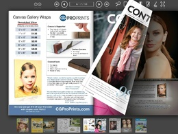 Convert your PDF to flipbook or ebook