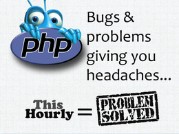 Fix any php bug or problem