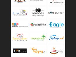 Design 5 logo samples