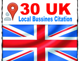 Submit your business details to 30 top UK Citations sites to boost your Google+ place
