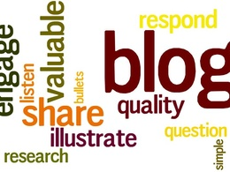 Write / publish your article on my popular rapidly growing blog
