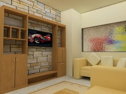 Design any space interior