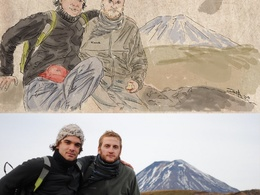 Do awesome drawing from your photo