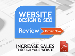 Review your websites conversion strategy & it's search engine optimisation