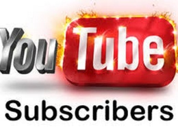 Give you 1000 stable youtube subscribers for your channel with in less then 4 days