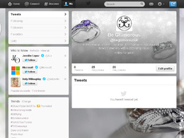 Design you a Twitter background and Twitter header to match your business