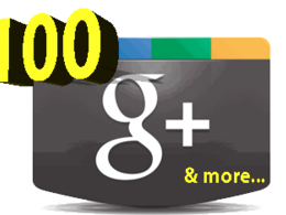 Add genuine 200 Google +1 votes to increase the popularity of your website and SEO