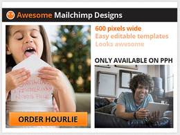 Design an awesome mailchimp template