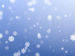 Add snow to your website for the festive season
