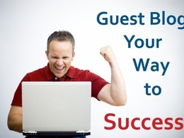 Give you guest post on PR4 Business Blog