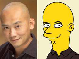 Draw you as a simpsons character