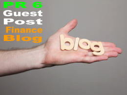 Give you guest post on my PR5 health blog