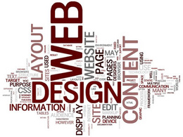 Can design web site for your business