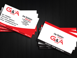 Design a business card for your brand/business