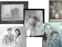 Do painting or drawing pencil for you