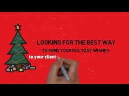 Make a personalised christmas video