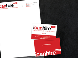 Design your business card, letterhead, compliment slip