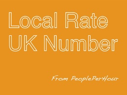 Give you a Local Rate UK number