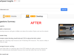 Improve your website page loading speed