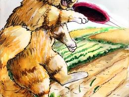 Illustrate animal caricatures/cartoons