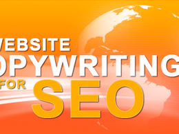 Write an SEO friendly page for your website