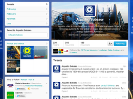 Set up or improve your Twitter profile