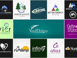 Design your company logo + maximum revision