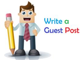 Publish 5 Guest Posts on PR7+ Sites, DA 80+