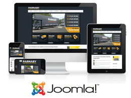 Create an amazing responsive CMS Joomla website