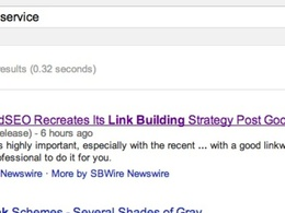 Submit your press release directly to Google news, guaranteed indexing (Bronze Pack)