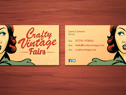 Design your perfect, personal business card