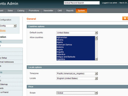 Install and fine-tune your Magento store