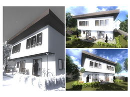 Do a complete 3d model of your house/building