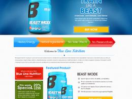 Design a wordpress website package + free CMS & store