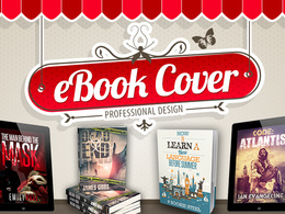 Design a professional eBook cover