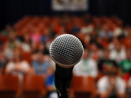 Help you write a speech and train you to deliver it effectively