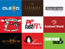 Design a professional logo design with unlimited concepts