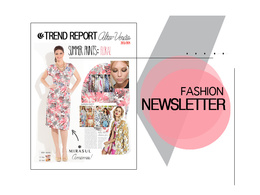 Design a Fashion Newsletter/Poster
