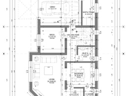 Convert in archicad or autocad any type of floor plans (.pdf,.jpeg or hand drawing)