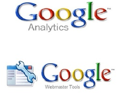 Setup Google Analytics and Google Webmaster Accounts for your Website