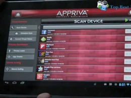 Make Android App Demo Video in HD Quality Showing All Features of App