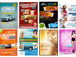 Create great Flyer / Poster for your business