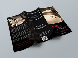 Design attractive leaflets and flyers for any purpose