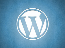 Design your basic wordpress website