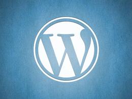 Design your basic wordpress website