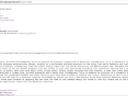 Create kyero or any XML feed for wordpress site