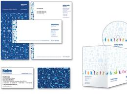 Design full corporate identity