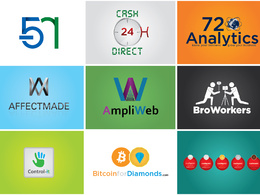 Create a profesional logo design with 5 concept and unlimited revision