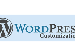 Customize your WordPress template
