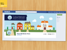 Design your Facebook cover photo and profile picture